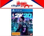 [eBay Plus, Pre Order, PS4, XB1] NBA 2K20 Legend Edition $114.71 Delivered @ City of Games eBay