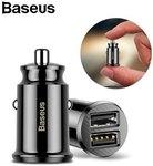 Baseus 3.1A Mini Dual USB Car Charger US $2.08 (~AU $3.13) Shipped @ Joybuy