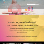 Win a Trip for 2 to Thailand from Tourism Authority of Thailand [Flights Are Ex-Brisbane/Sydney/Melbourne/Perth]