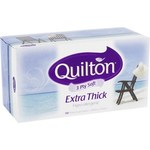 Quilton Facial Tissues 95-110 Pack $1 @ Coles
