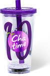 Free Regular Sized Chatime Drink with Purchase of Reusable Cup $14.95 @ Chatime