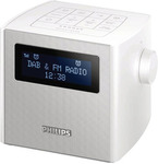 Philips DAB+/FM Digital Clock Radio AJB4300W $40 Delivered (Was $94) @ Appliances Online