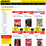 Westworld S1 + Game of Thrones S1 (4K Ultra HD/Blu-Ray) - $32 + Delivery (Free C&C) @ JB Hi-Fi
