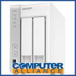QNAP TS-231P 2 Bay NAS with 2x Gbe $198 + Delivery (Free with eBay Plus) @ Computer Alliance eBay