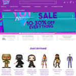 10% off Entire Store Toy Nerds Black Friday Sale (Includes on Sale Items)