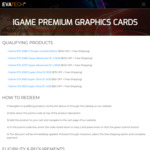 iGame 1650 Super, 1660 Super, 2060 Super, 2070 Super, 2080 Super & 2080TI Kudan Graphics Cards - $50 to $100 off + Free Delivery
