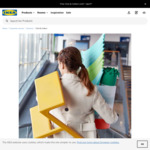 Free Click and Collect (Save $20) until 30th June | 15% off PAX Wardrobes and Godmorgon Bathrooms (2/4-20/4) at IKEA