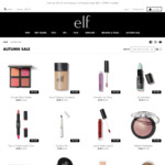 70% off 150+ Items Make-up From $1, Brushes from $2.70 (Free Shipping Min Order $40) @ e.l.f. Cosmetics