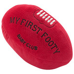 Get the youngsters in to Footy!: Target Plush Footy now 20% Off !  Now $4.00 (Was $5.00)