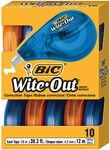 40% off BIC Wite Out Box 10 Correction Tape $15.00 (Was $25.00) + Delivery ($0 with Prime / $39 Spend) @ Amazon AU