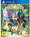 [PS4] Ni No Kuni Remastered PS4 $29.95 @ EB Games