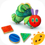 "[iOS] Free: ""Very Hungry Caterpillar Shapes"" $0 (Was $4.99) @ Apple App Store"
