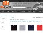 20% off Gildan Pure Cotton T-Shirts - BigBlokeBasics.com.au