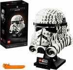 LEGO Star Wars Stormtrooper Helmet 75276 Building Kit $77.50 Delivered @ Amazon AU