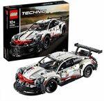 LEGO Technic Porsche 911 RSR 42096 Building Kit $159 Free Delivery @ Amazon AU