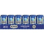 [NSW, ACT, QLD, SA, NT] Kirks 24-Pack Can Varieties 375ml $13 @ Big W