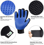 Petoz Grooming Glove for Dogs & Cats - with Enhanced 259 Silicone Grooming Tips - $6.38 Delivered (Was $15.95) @ Petoz eBay