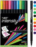 BIC Fineliner Felt Tip Pen 0.4mm Pack 10 $8.76 (S&S) (Was $13.23) + Delivery ($0 with Prime / $39 Spend) @ Amazon Australia
