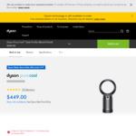 Dyson Pure Cool Desk Purifier DP04 $449 + Bonus Filter (Valued at $99) @ Dyson AU