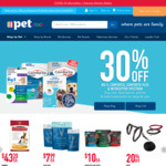20% off Regular Priced Items @ Petstock (Some Exclusions Apply, Rewards Membership Required)