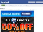 Crazy Bargain on HP Multifunctions 50% off at Harvey Norman Penrith