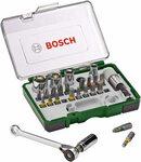 [Prime] Bosch 27-Piece Screwdriver Bit and Ratchet Set with Colour Coding $13.75 Delivered @ Amazon AU