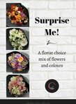 """[VIC] """"Surprise Me"""" Flowers 30% off ($65-$155) + Delivery ($0-$23) for Fri 23/10, Melb Inner Suburbs @ Charming Green Florist"""