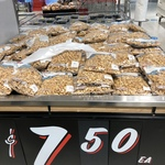 [VIC] Coles Roasted & Salted Cashews 800g $7.50 @ Coles Northland