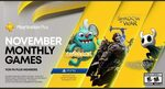 [PS4, PS5] PS Plus November 2020 Games - Middle-Earth: Shadow of War, Hollow Knight: Voidheart Edition, Bugsnax (PS5)