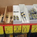 [QLD] SDS Masonry Drill Bits. Irwin etc. $3 @ Bunnings Virginia