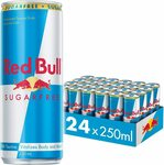 Red Bull Sugarfree Energy Drink Can 24 Pack of 250ml $32.52 ($29.27 with S&S) + Delivery ($0 with Prime/ $39 Spend) @ Amazon AU