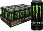 Monster Energy Drink Original/Zero Ultra 24x 500ml $37.50 ($33.75 w/ S&S) + Delivery ($0 with Prime/ $39 Spend) @ Amazon AU