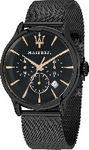 Maserati Epoca 42mm Black Watch $60 (WAS $599) @ ShopZero