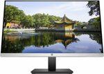 HP 24MQ Monitor - 23.8 Inch Display (16:9) QHD Resolution (2560x1440 @ 60Hz) (Silver, 7XM24AA) $279 Delivered @ Amazon AU