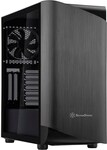 SilverStone Seta A1 Tempered Glass Mid-Tower ATX Case - Titanium $119 + Delivery (Free Pick up) @ Mwave