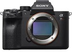 Sony A7R Mark IV Mirrorless Digital Camera Body $3985.65 Delivered ($3385.65 after Cashback) @ digiDIRECT