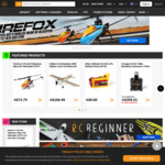 10% off Sitewide (Min. Spend $100, Excludes New Products) @ HobbyKing Australia
