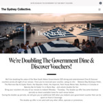 [NSW] Further $25 off Select Dine & Discover Restaurants (Excludes Weekends)