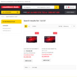 LG CX 4K OLED Smart TVs - OLED55CXPTA $2,669 / OLED65CXPTA $3,450 + Delivery ($0 VIC C&C) @ Countdowndeals