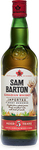 [NSW, VIC, WA, ACT] Sam Barton Canadian Whiskey 700ml $34.99 @ ALDI