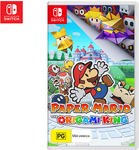 [LatitudePay, Switch] Paper Mario: The Origami King + Joy-Con Wheel Pair + $2 Item for $40 + Shipping (Free with Club) @ Catch