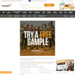 Free Protein Sample (1 Per Customer), No Order Required @ Bulk Nutrients