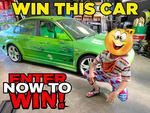 Win a Custom 2001 Honda Civic and Tools etc - Buy T-Shirt & 25 WOL @ Mighty Car Mods
