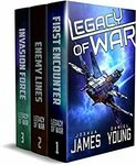 [eBook] Free - Legacy of War (3 books)/The Lost Starship (3 books)/Doormaker:Rock Heaven/The Librarian - Amazon AU/US