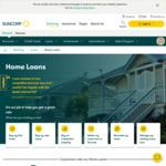 Suncorp Refinance - $3,000 Cashback, $0 Annual Fee for Life of Loan, Minimum Loan $750,000 - Fixed 2 Years 1.89% (2.85% CR)