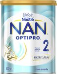 Nestle NAN Optipro 2 Baby Formula 800g $6.60 (Usually $23.50) + Delivery ($0 with Prime/ $39 Spend) @ Amazon AU