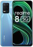 "realme 8 5G Mobile Phone (Dimensity 700, 4GB/64GB, 90Hz 6.5"" Screen) $249.61 + $12.03 Delivery ($0 w Prime) @ Amazon UK via AU"