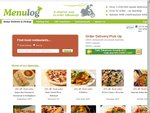 Menulog $5 Off Your First Takeaway Order. Code: AE2268
