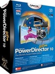 CyeberLink PowerDirector 10 Ultra Edition - $59.95 from PC Authority