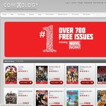 Free - 700 #1 Digital Marvel Comics on Comixology